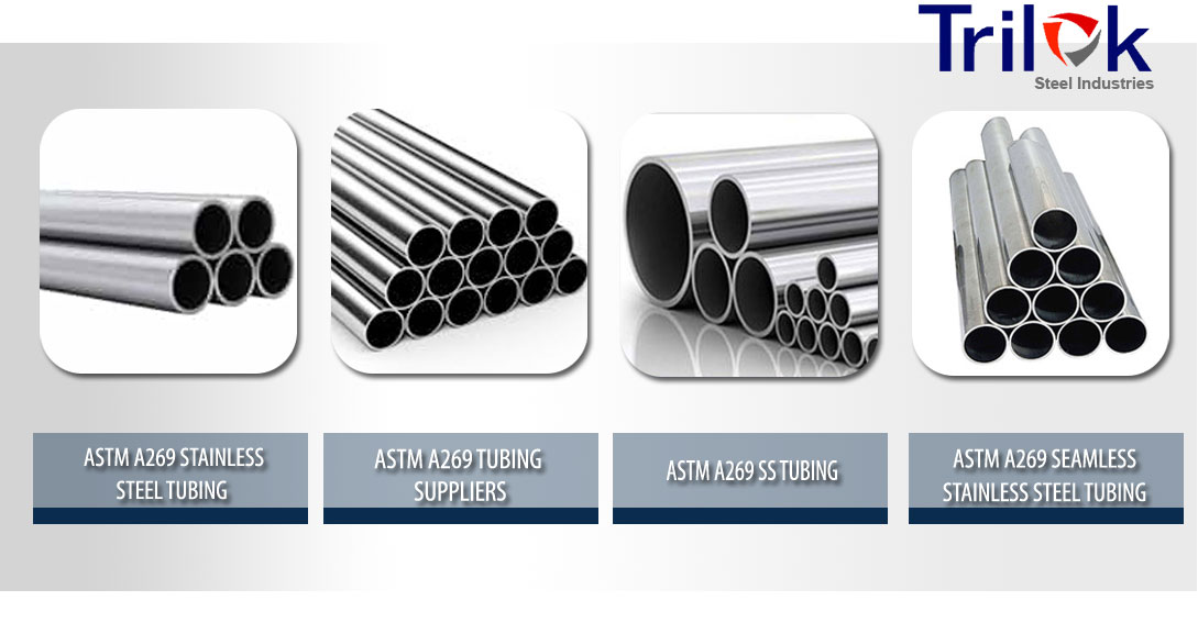 ASTM A269 Tubing Suppliers in India