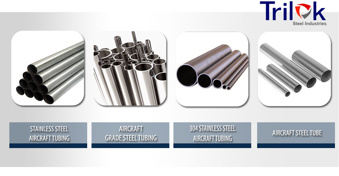 Stainless Steel Aircraft Tubing Suppliers in India