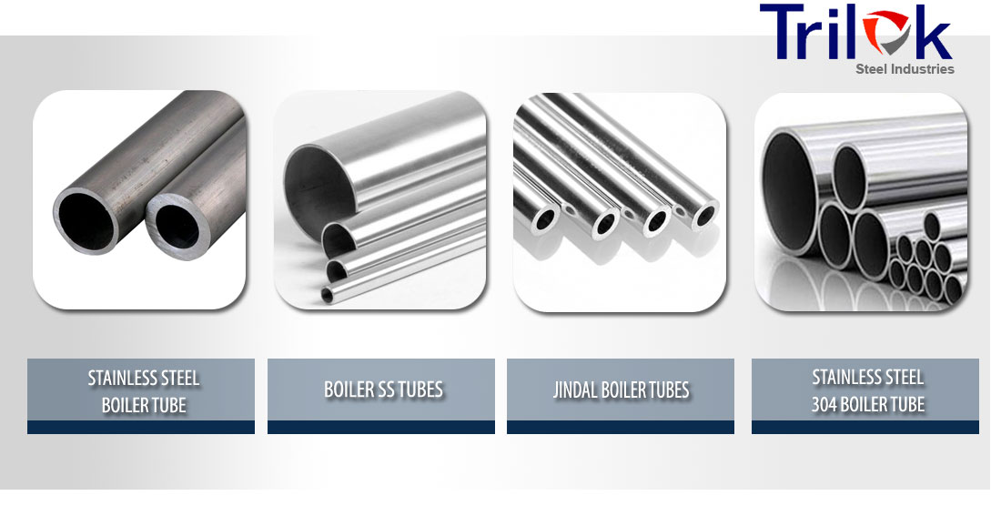 Stainless Steel Boiler Tube Suppliers in India