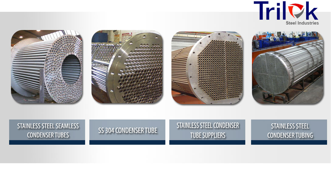 Stainless Steel Condenser Tube Suppliers in India