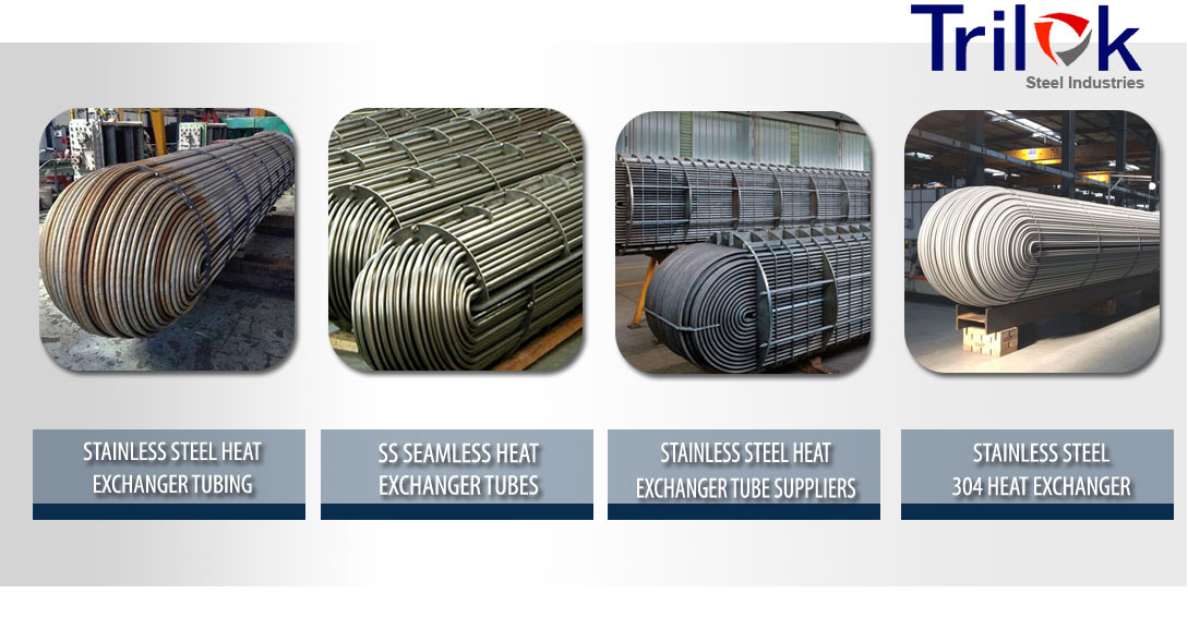 Stainless Steel Heat Exchanger Tube Suppliers