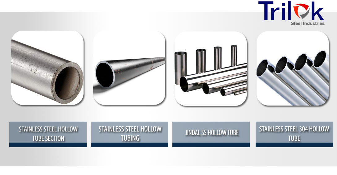 Stainless Steel Hollow Tube Suppliers in India