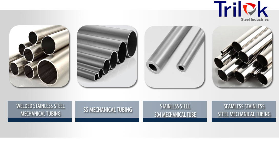 Stainless Steel Mechanical Tube Manufacturers