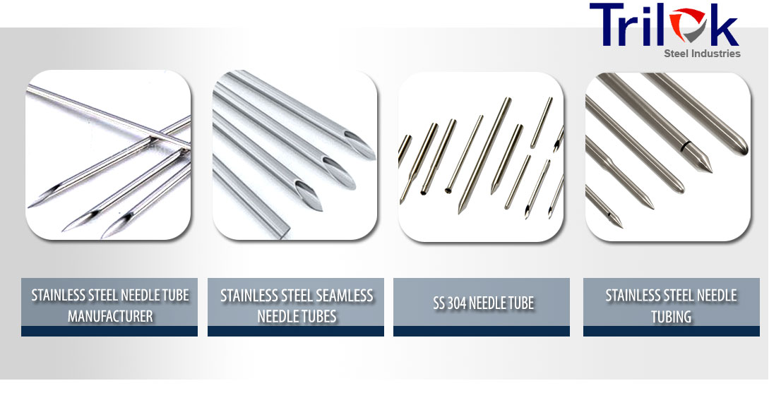 Stainless Steel Needle Tube Manufacturer in India
