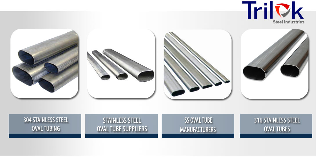 Stainless Steel Oval Tube Suppliers