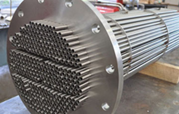 Stainless Steel 316L Condenser Tube
