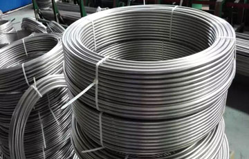 304 Stainless Steel Coil Tube
