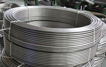 Stainless Steel Coil Tube Suppliers