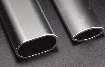 Stainless Steel 304 Oval Tube