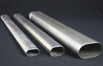 Stainless Steel Oval Pipes Manufacturers, SS 304 Oval Shaped